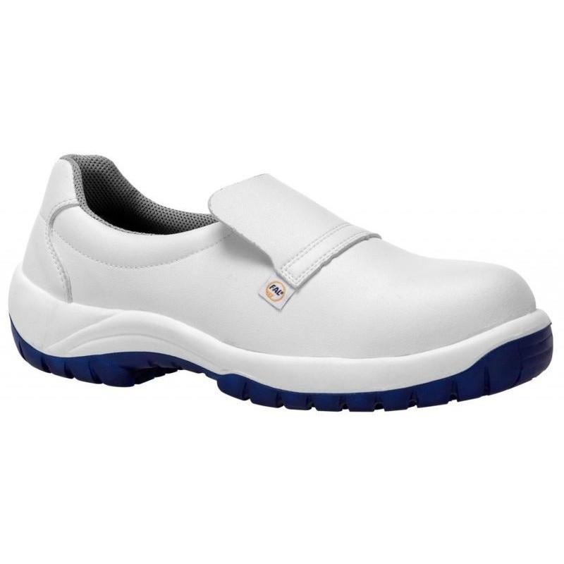 Zapato de seguridad Levante blanco S2