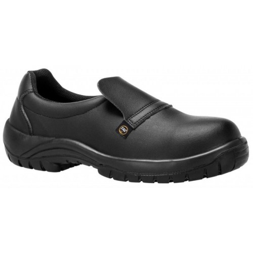Zapato de seguridad Levante negro S2