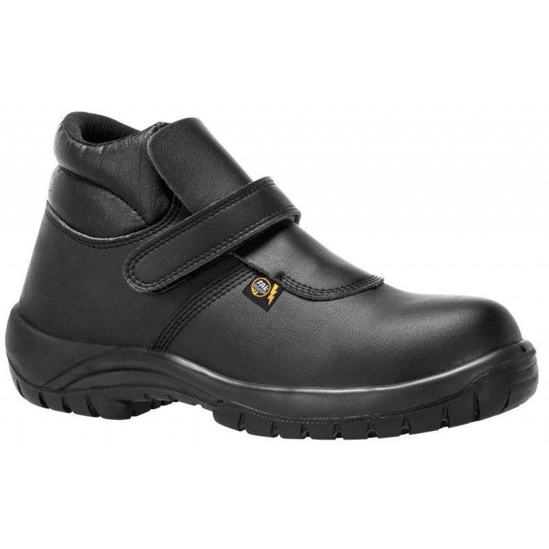 Zapato de seguridad PONIENTE negro S2