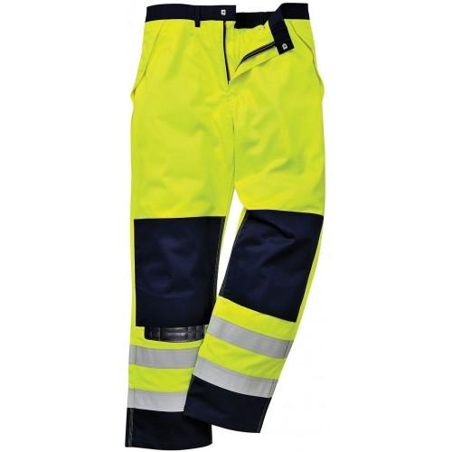 Pantalón de alta visibilidad Multi-Norm FR62