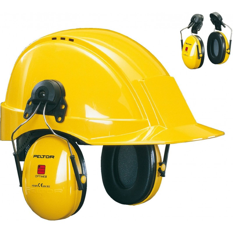 Peltor™ Orejera Optime™ I para Casco H510P3