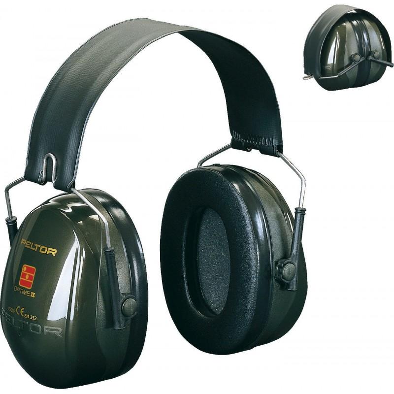 Peltor™ Orejera Optime™ II Diadema H520A