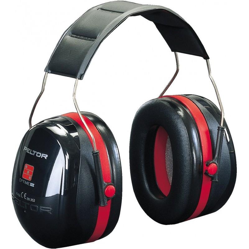 Peltor™ Orejera Optime™ III Diadema H540A