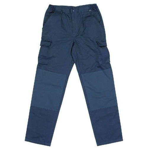 Pantalón laboral reforzado rodillas y culera -270 gr. -  P5BRC
