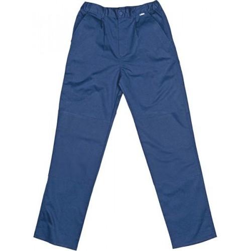 Pantalón alta resistencia 50% Algodón-50% Poliester - MARINO