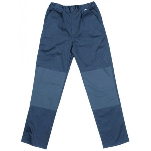 Pantalón alta resistencia 50% Algodón-50% Poliester -GRIS