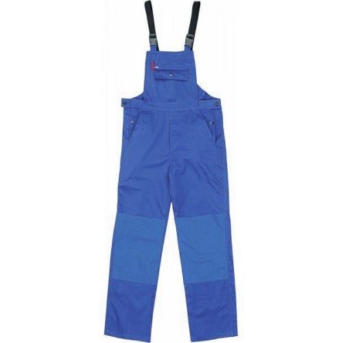 Peto laboral azulina reforzado - 50% poliester - 50% algodón 230 gr -  FUGA