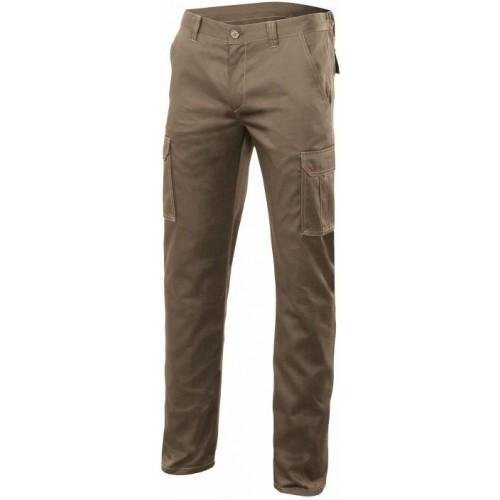 Pantalón stretch elástico multibolsillos 240 gr -  103002S