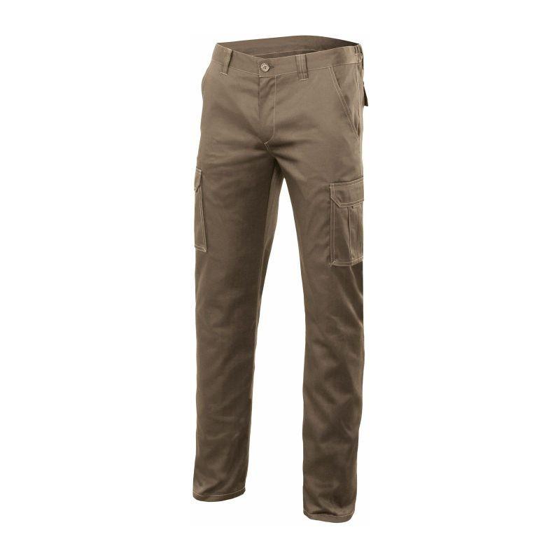 Pantalón stretch multibolsillos 103002S