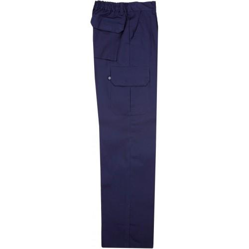Pantalón multibolsillos de 100% algodón 180 gr -  343