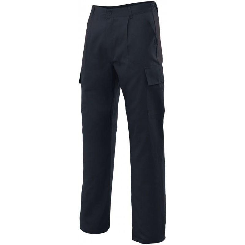 Pantalón multibolsillos 31601