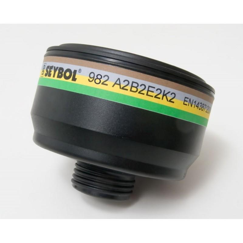 Filtro de gas A2B2E2K2