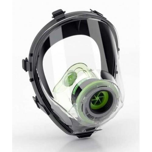 Máscara facial completa silicona 5400