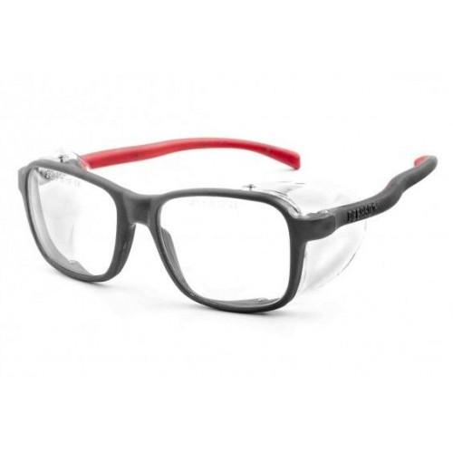Gafas de seguridad con lentes antiarañazos y antivaho transparentes EUROPA
