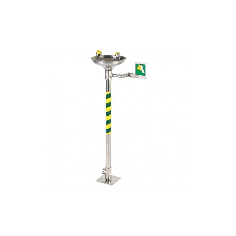 Lavaojos BASIC pedestal INOX C513SS
