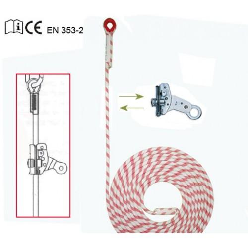 Línea de seguridad vertical 20m LI-226/20/KIT2