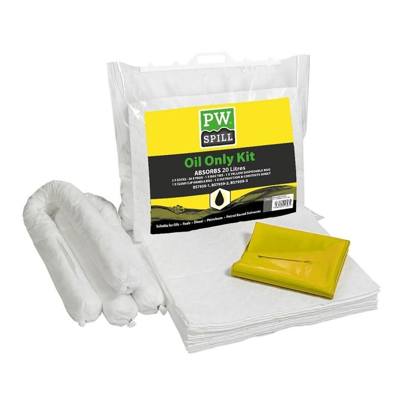 Kit Oil Only 20 litros SM60