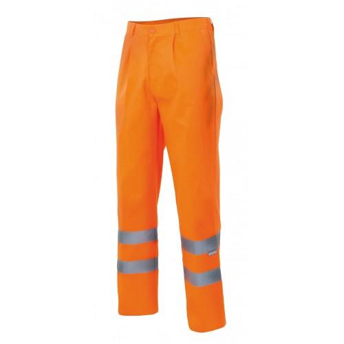 Pantalón alta visibilidad 160