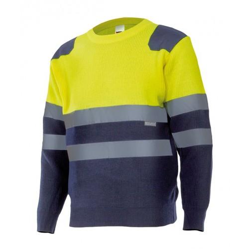 Jersey bicolor alta visibilidad 179