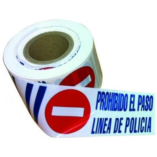 Cinta Policia Local 200 m. AC-037