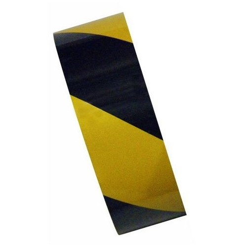 Cinta reflectante Amarilla/Negra 50 mm x 5 m AC-178-5