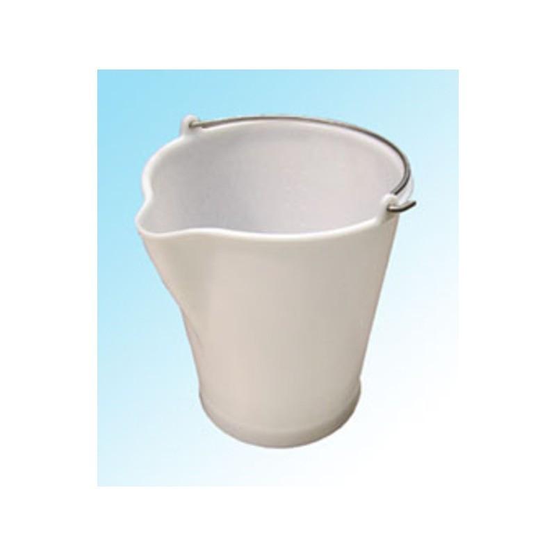 Cubo plástico blanco 12 Lts. 290x310cm 918480
