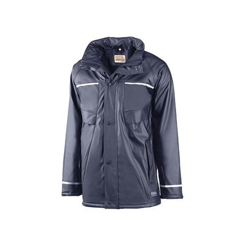 Parka impermeable Poliester/PU con forro polar interior Orleans 2900