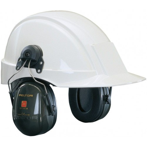 Peltor Orejera Optime II para Casco H520P3
