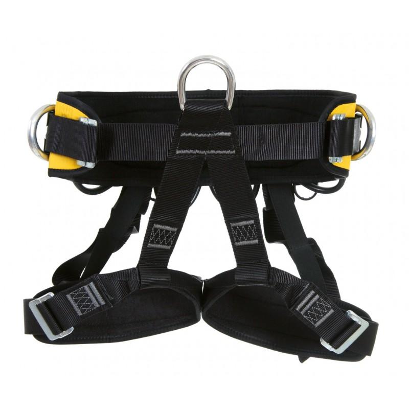 Faja confort con perneras acolchadas para trabajos de suspensión, fijación en postes y trabajos de poda YANGRA 80075