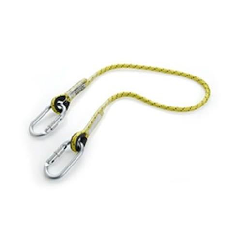 Cuerda en poliéster de 1,5m con mosquetones 80105