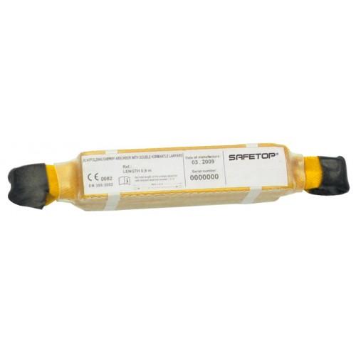 Absorbedor de energía ultra-compacto y super corto de cinta compactada y 25cm entre loops 80217K