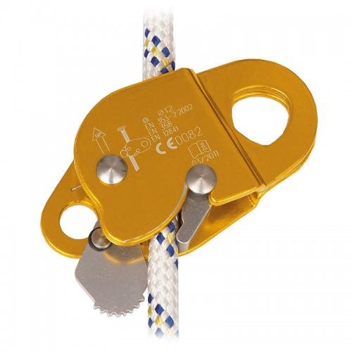 Altochut multifunción de aluminio para cuerda de 12mm, válido como descensor, posicionamiento o anticaídas 80248