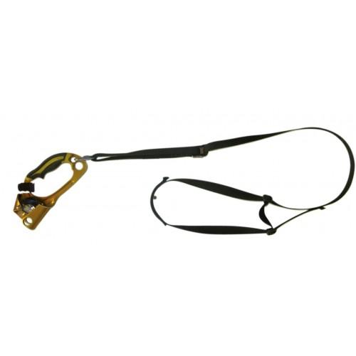 Pedal regulable de cinta con refuerzo resistente a la abrasión 80149
