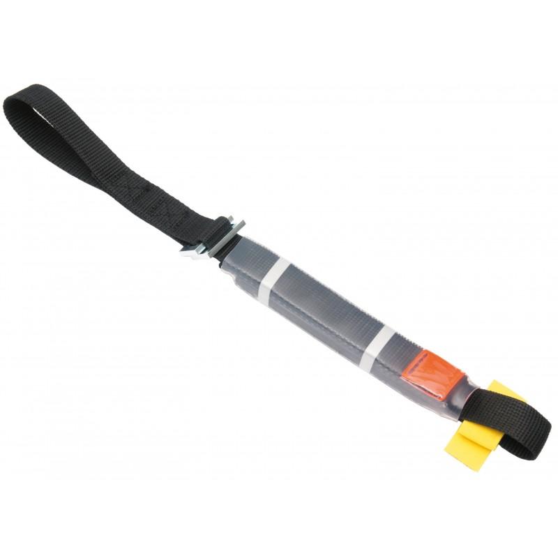 Pedal de arnés diseñado para paliar los efectos de la intolerancia ortostática 80202