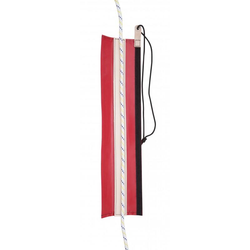 Funda protectora para cuerdas de 50mm, fabricada en cuero y PVC 80209
