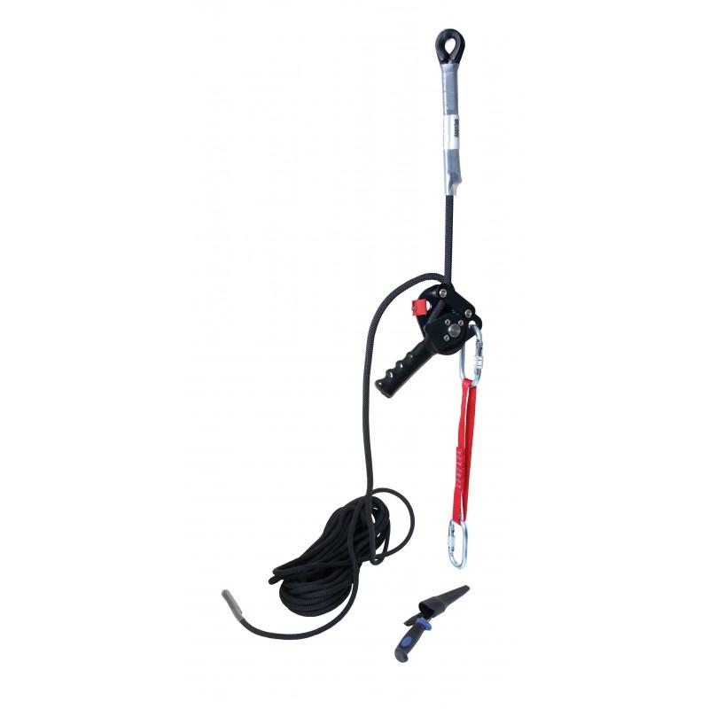 Sistema de descenso y rescate para cuerda de 11mm 80311-30