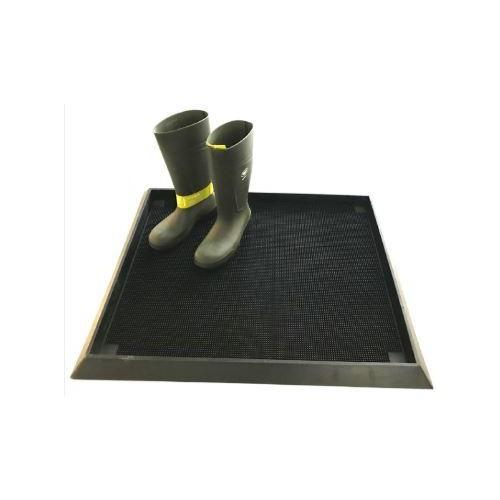 Pediluvio de caucho 100x80x5cm - 28 litros