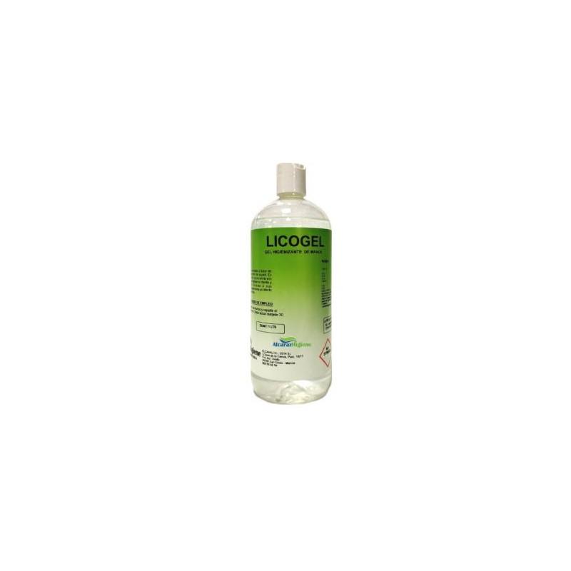Gel hidroalcohólico 400ml - UN1987