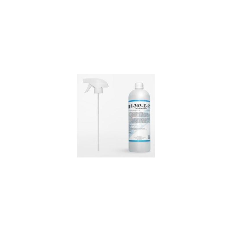 Pulverizador bactericida higienizante de superficies 1l