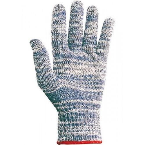 Guante textil de poliester/Algodon sin costuras - Tallaje Mujer - AJSMOL
