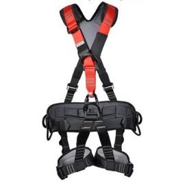 Arneses y cinturones anticaídas