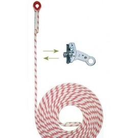 Cuerdas y líneas de seguridad