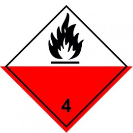 Adhesivos materias peligrosas